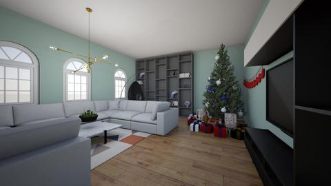 christmas - Living room  - by mimiclara