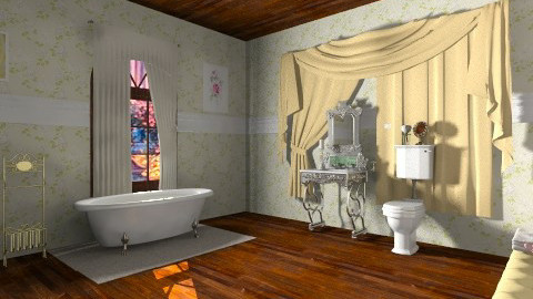 The Little Princess 3 - Classic - Bathroom  - by HGranger2