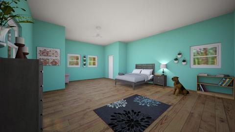 Dream Bedroom - Bedroom - by mermaid girl2004