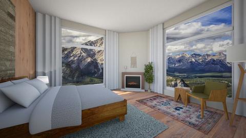 banffcontest - Modern - Bedroom - by Lisel Joseph