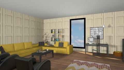 Dejavu - Retro - Living room  - by Iren89