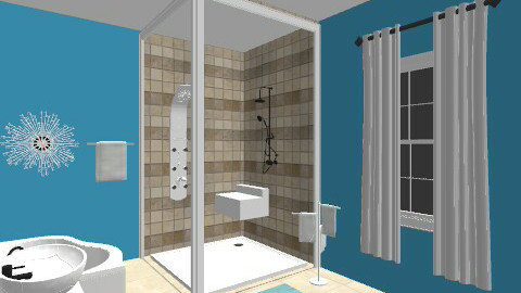 McCarthy - Minimal - Bathroom  - by maghee