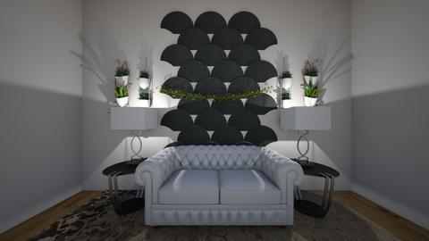 Thank You - Modern - Living room  - by llama_555