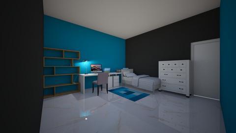 habitacion - Vintage - Bedroom  - by darekkk