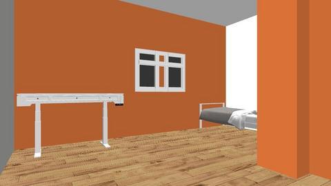 Manuel zimmer - Kids room - by Manuballard