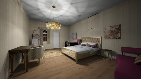 Moms the Word - Bedroom  - by majestic_phoenix