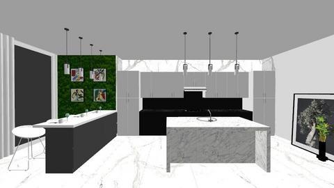 id - Kitchen  - by Jimmie Pride