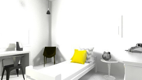 Lillys Bedroom 1111111111 - Retro - Bedroom  - by parisfr_2011