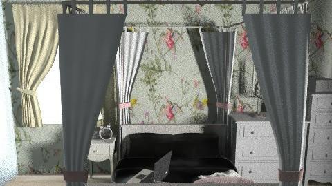 vintage teenage girls bedroom - Vintage - Bedroom  - by laurabeacham97