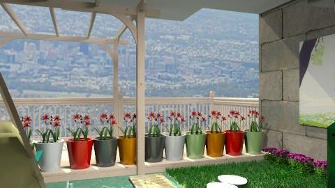 roof top - Classic - Garden  - by faar70
