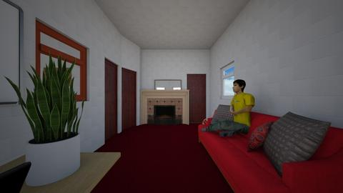 lesson 5 front desk pic 2 - Modern - Office - by Andrei1196