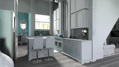 YOO Cattoage KitchenLivin - Kitchen  - by StienAerts