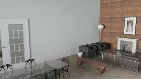 Gochanour_Chair One - Modern - Living room - by mshockley