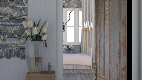 Room 200 - Rustic - Bedroom  - by HenkRetro1960