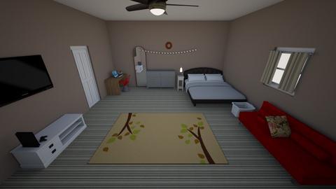 Bedroom - Classic - Kids room  - by s190521