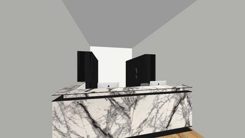 2 floor - Office  - by Mariusz Kolakowski