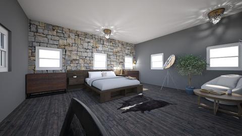Natural lighted bedroom - Modern - Bedroom  - by ghhvghgvhvgvhvb