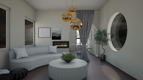 Natural  - Minimal - Living room  - by Happyperson567