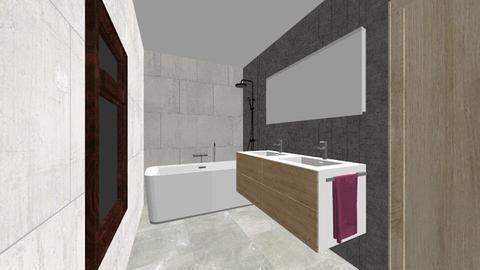 Vonia 2 a - Bathroom  - by donatas1