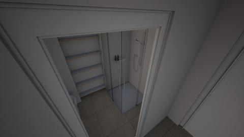 kupatilo3 - Living room  - by sinemarb