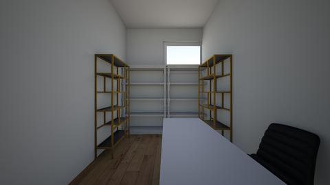 WB pokoj - Office  - by piotrmidura