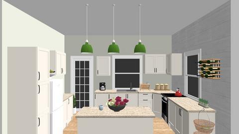 garden fresh - Minimal - Kitchen  - by gingerlily