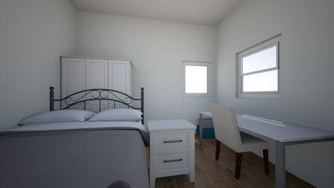 Bedroom - Modern - Bedroom  - by blue_bae17