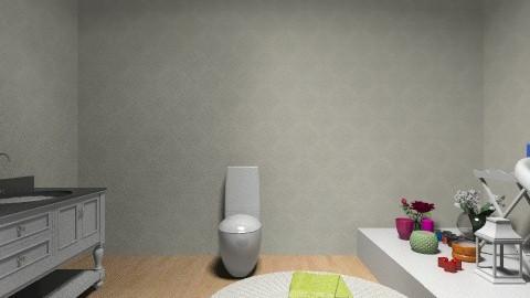 EbeveynBanyosu1 - Classic - Bathroom  - by pelinist
