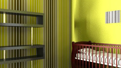 dream2 - Classic - Kids room - by lisa323com