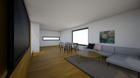 victor152 - Living room  - by victor_clk