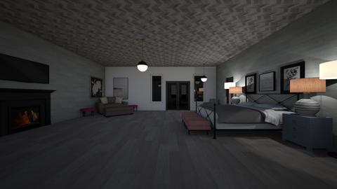 ganador  - Glamour - Bedroom  - by nathaliaromelycastillopalacio