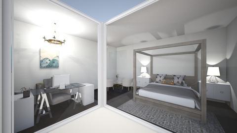 comfy bedrom - Bedroom  - by laurenEast