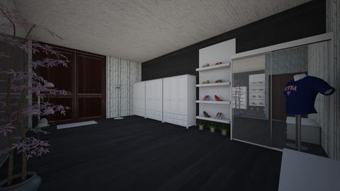 vars dressing room - Living room - by varshitha