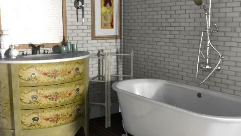 cotswold bathroom - Classic - Bathroom  - by The_Hunter_and_Gatherer