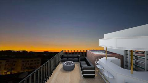 rooftop terrace - by home_designer10