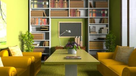 pcitysok - Living room - by pusztacity