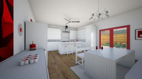 Modern in the country - Modern - Kitchen  - by mrschicken