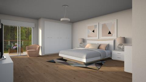 Artisan Flooring II - Eclectic - Bedroom  - by Theadora