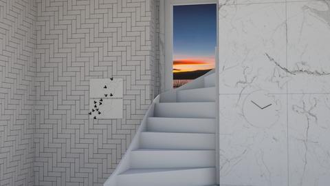 STAIRS - by alyissa codd