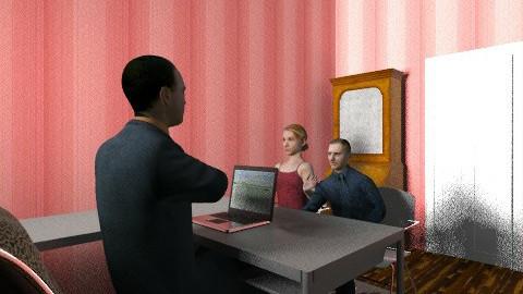 school office - Modern - Office  - by jessie_annlouise