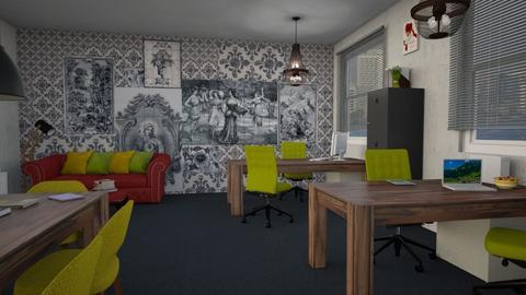 Ecl Office - Office - by JM Krab