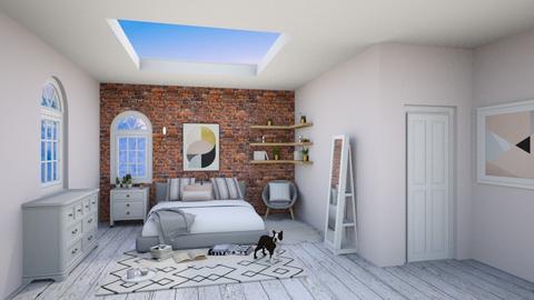 Cozy - Bedroom  - by Rose2207