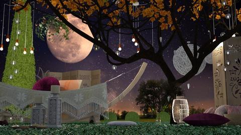 Party - Modern - Garden  - by Gurns