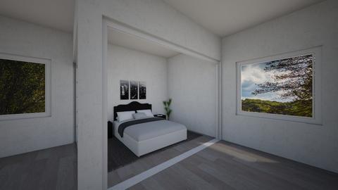 bedroom - by karospohr