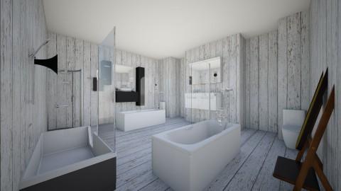 Bathroom - by kinsleighteague