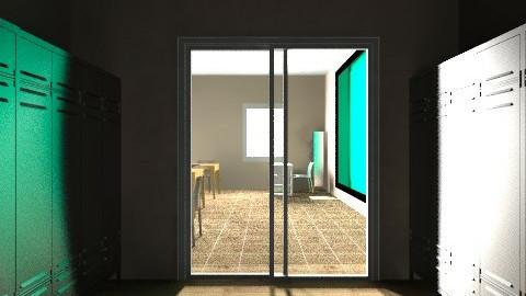 cool clasroom - by cutegirldesign