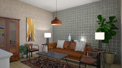 new - Masculine - Living room  - by steker2344