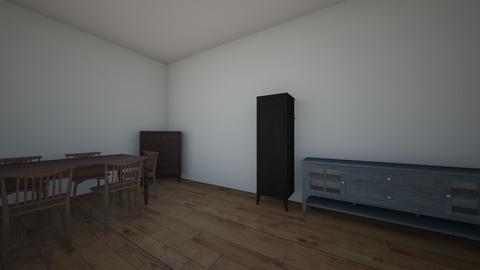 salon  - Living room  - by marisahaiduc