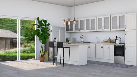 wow3 - Modern - Kitchen  - by waad702