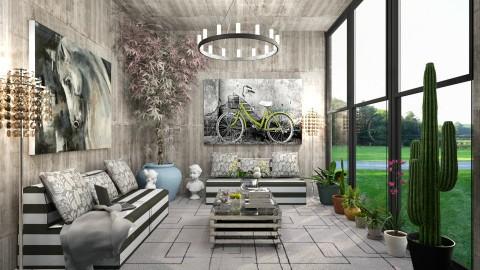 living room - Modern - Living room  - by tekle